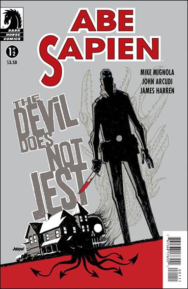 Abe Sapien: The Devil Does Not Jest 1-A by Dark Horse