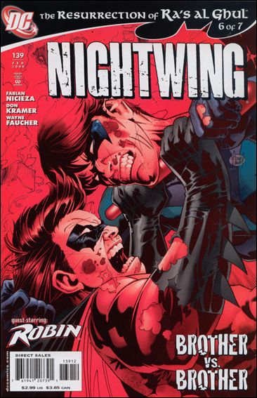 Nightwing (1996) 139-B by DC
