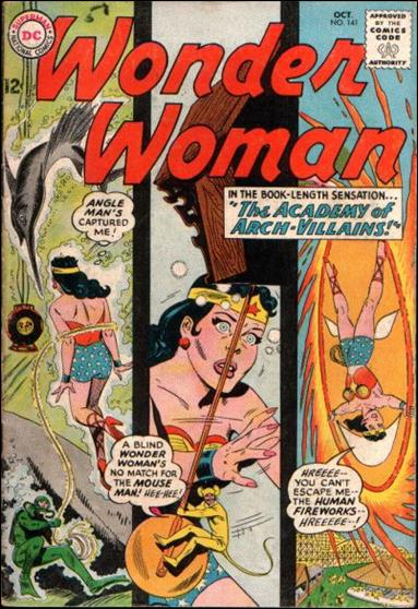 Wonder Woman (1942) 141-A by DC