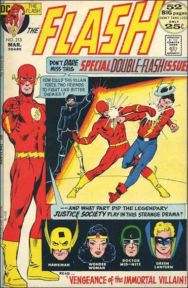 Flash (1959) 213-A by DC