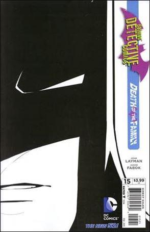 Detective Comics (2011) 15-D
