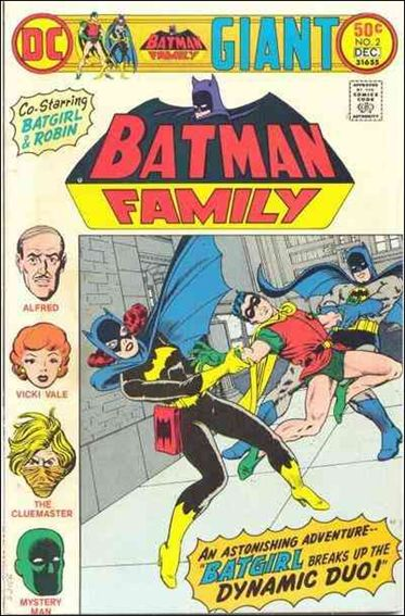 Batman Family 2-A by DC