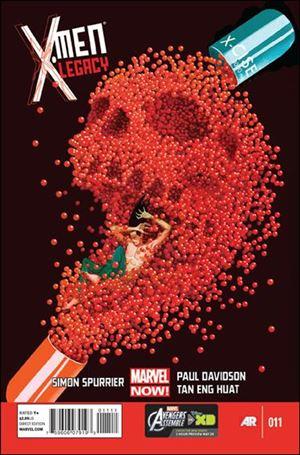 X-Men Legacy (2013) 11-A