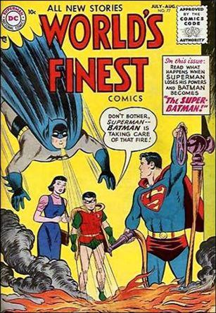 World's Finest Comics 77-A