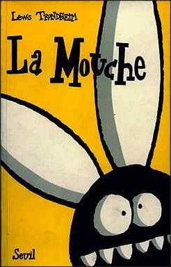 La Mouche 1-A by Fantagraphics