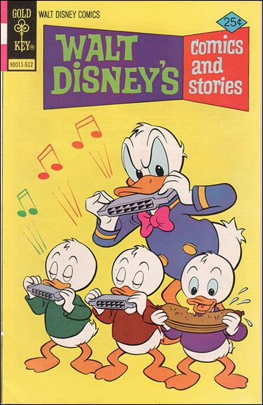 Walt Disney's Comics and Stories (1940) 423-A by Dell