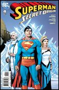 Superman: Secret Origin 4-A