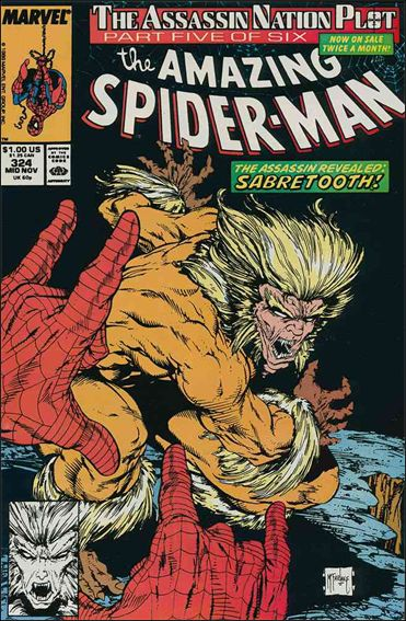 Amazing Spider-Man (1963) 324-A by Marvel