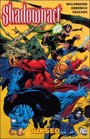Shadowpact: The Pentacle Plot 2-A by DC