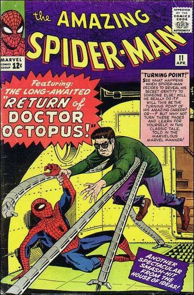 Amazing Spider-Man (1963) 11-A by Marvel