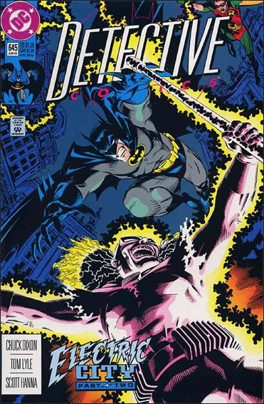 Detective Comics (1937) 645-A by DC