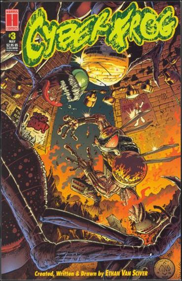 CyberFrog (1996) 3-A by Harris
