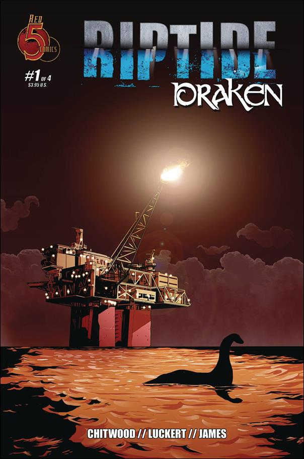 Riptide: Draken 1-A by Red 5 Comics