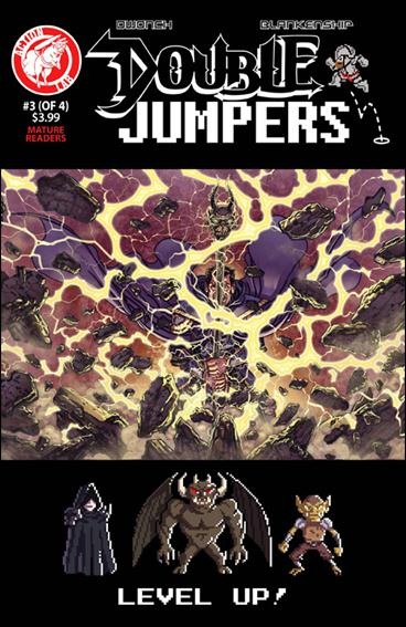 Double Jumpers 3-A by Action Lab Entertainment