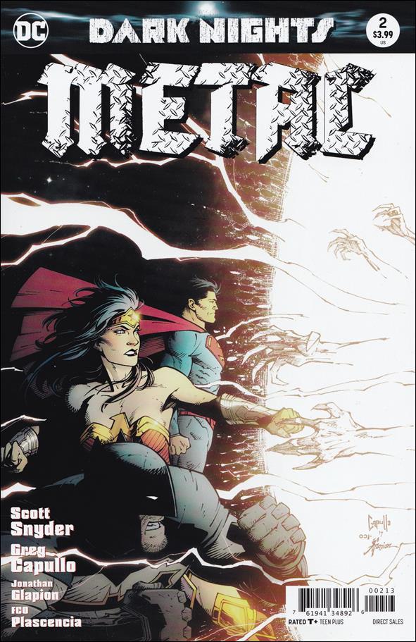 Dark Nights: Metal 2-J by DC