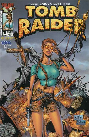Tomb Raider: The Series 11-A by Top Cow