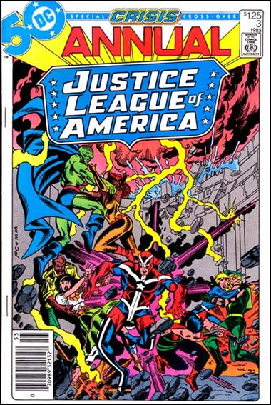 Justice League of America Annual 3-A by DC