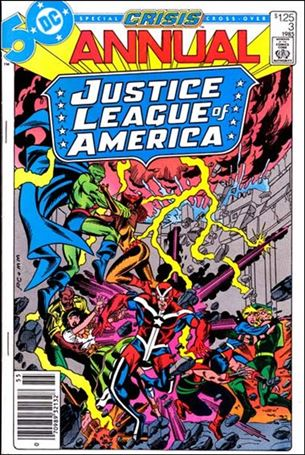 Justice League of America Annual 3-A