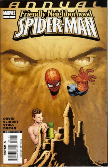 Friendly Neighborhood Spider-Man Annual 1-A by Marvel