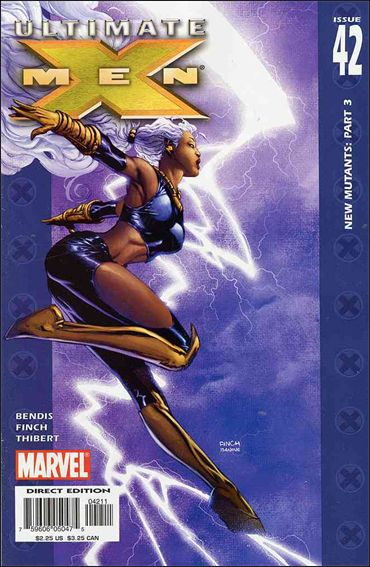 Ultimate X-Men (2000) 42-A by Marvel