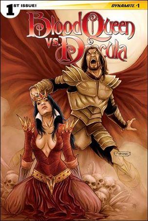 Blood Queen vs Dracula 1-B
