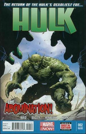 Hulk (2014) 2-C by Marvel