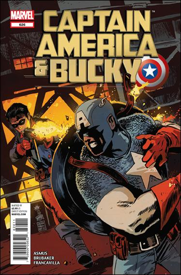 Captain America and Bucky 626-A by Marvel