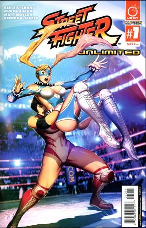 Street Fighter Unlimited 7-A