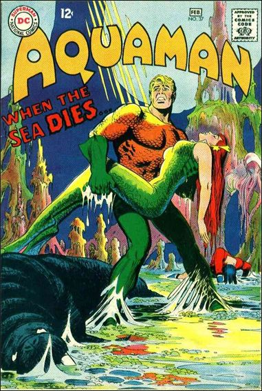 Aquaman (1962) 37-A by DC