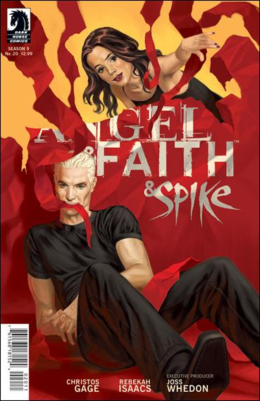 Angel & Faith 20-A by Dark Horse