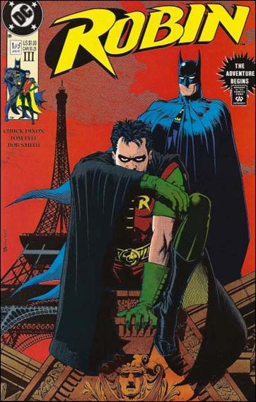 Robin (1991) 1-C by DC
