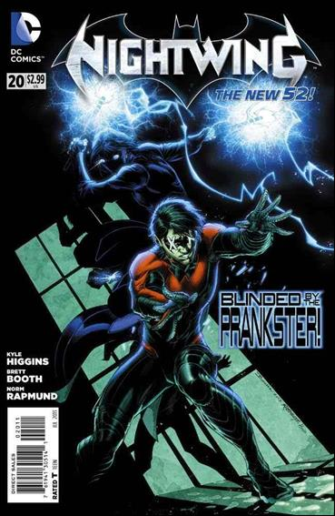 Nightwing (2011) 20-A by DC