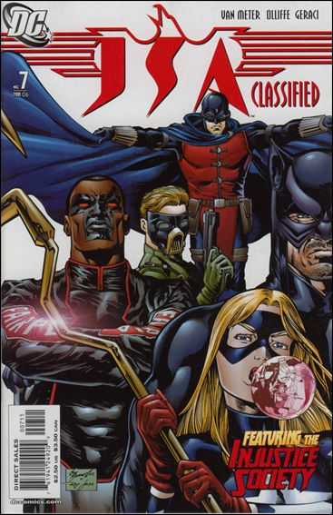 JSA: Classified 7-A by DC