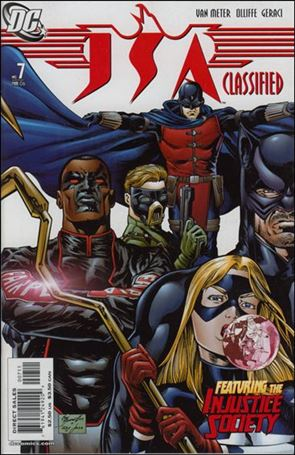 JSA: Classified 7-A