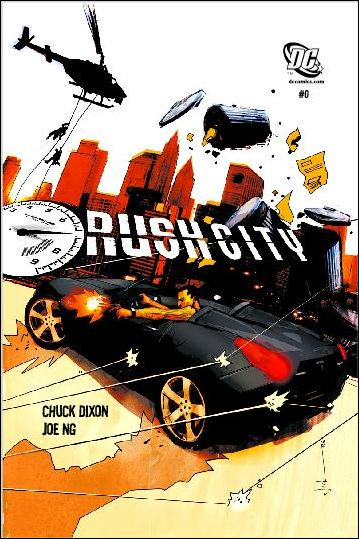 Rush City 0-A by DC