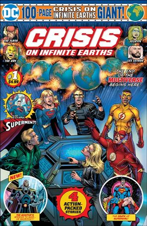 Crisis on Infinite Earths Giant 1-B