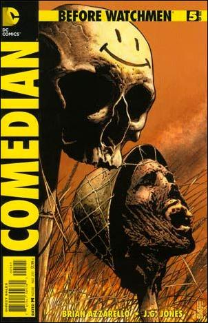 Before Watchmen: Comedian 5-A by DC