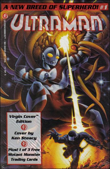 Ultraman (1993) 1-B by Harvey
