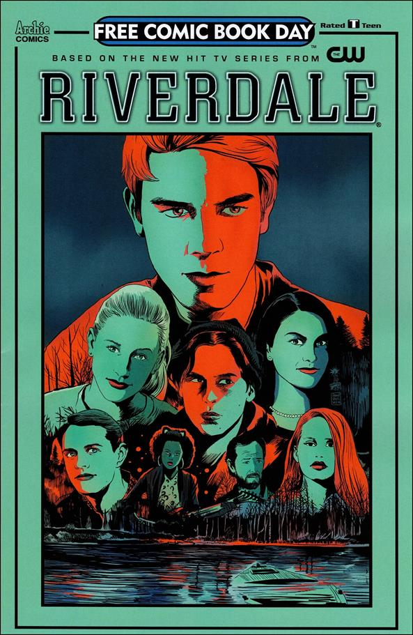 Riverdale (2017/03) One Shot-L by Archie