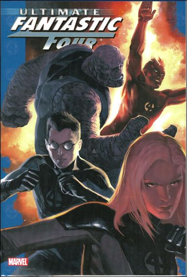 Ultimate Fantastic Four 5-A by Marvel