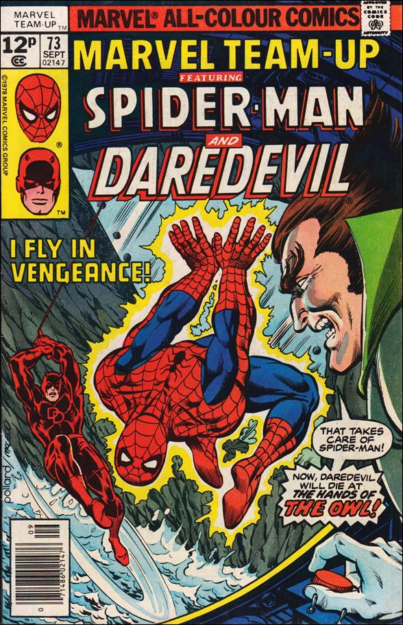 Marvel Team-Up (1972) 73-B by Marvel