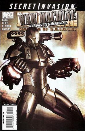 Iron Man: Director of S.H.I.E.L.D. 33-A