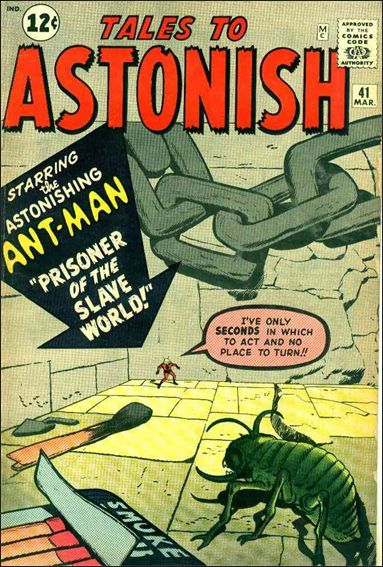 Tales to Astonish (1959) 41-A by Marvel