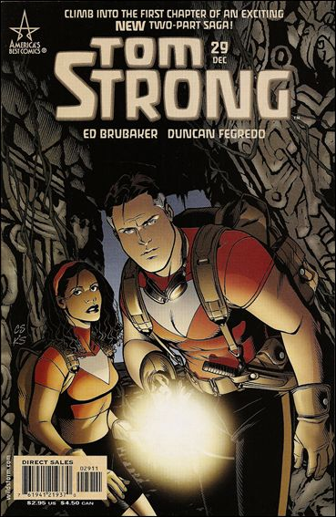 Tom Strong 29-A by America's Best Comics