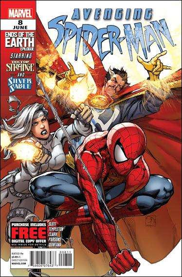 Avenging Spider-Man 8-A by Marvel