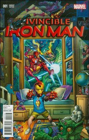 Invincible Iron Man (2015)  1-N