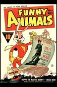 Fawcett's Funny Animals 6-A