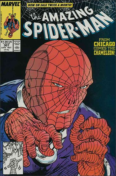 Amazing Spider-Man (1963) 307-A by Marvel