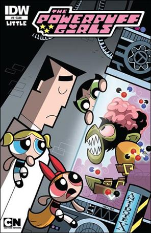 Powerpuff Girls (2013) 2-A