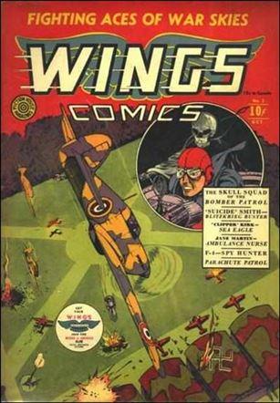 Wings Comics (1940) 2-A